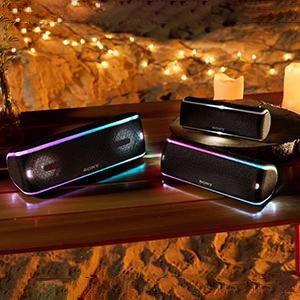 Multiple Sony speakers