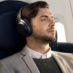 Noise Cancellation with ambient sound mode