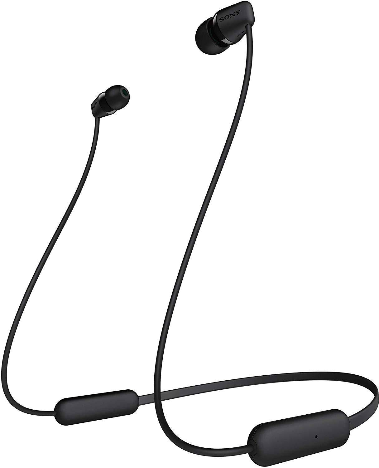 Sony WI C200 Wireless Bluetooth In-Ear Headphones With Mic zoom image