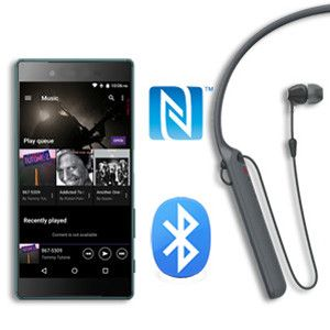 Bluetooth connectivity with gives seamless connectivity