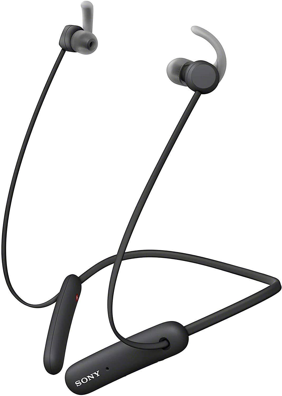 Sony WI-SP510 Extra Bass Neckband Wireless In-Ear Sports Headphones zoom image