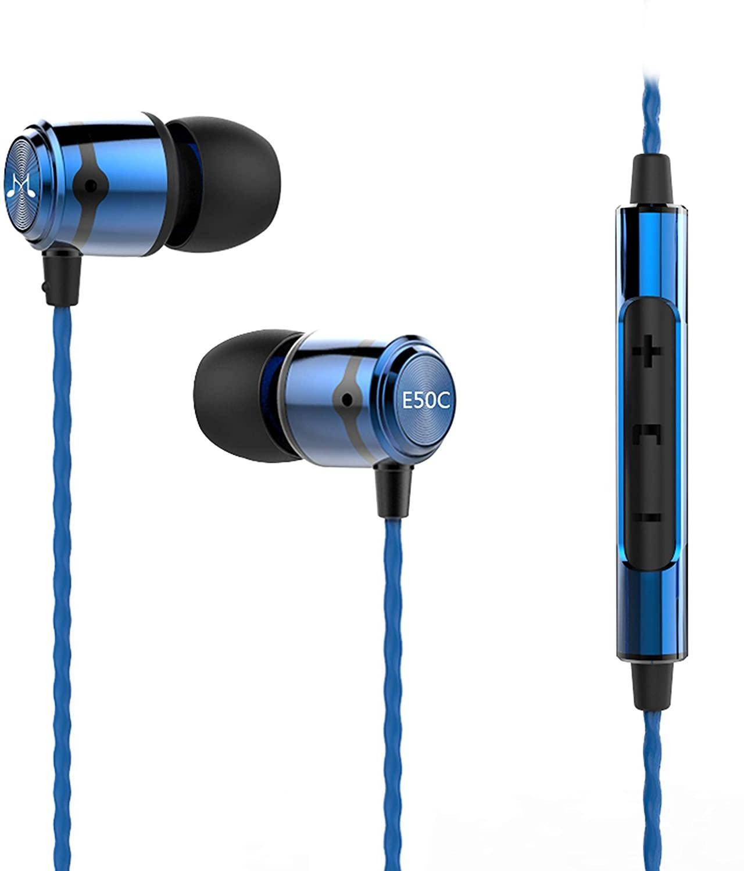 SoundMagic E50C Headphones With Mic zoom image