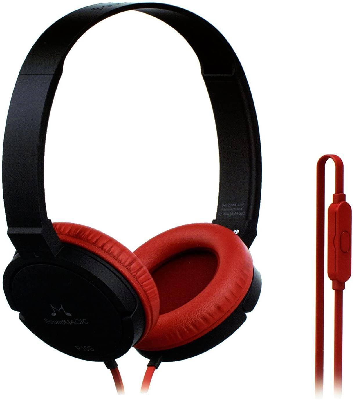 SoundMagic P10S Headphone with Mic zoom image