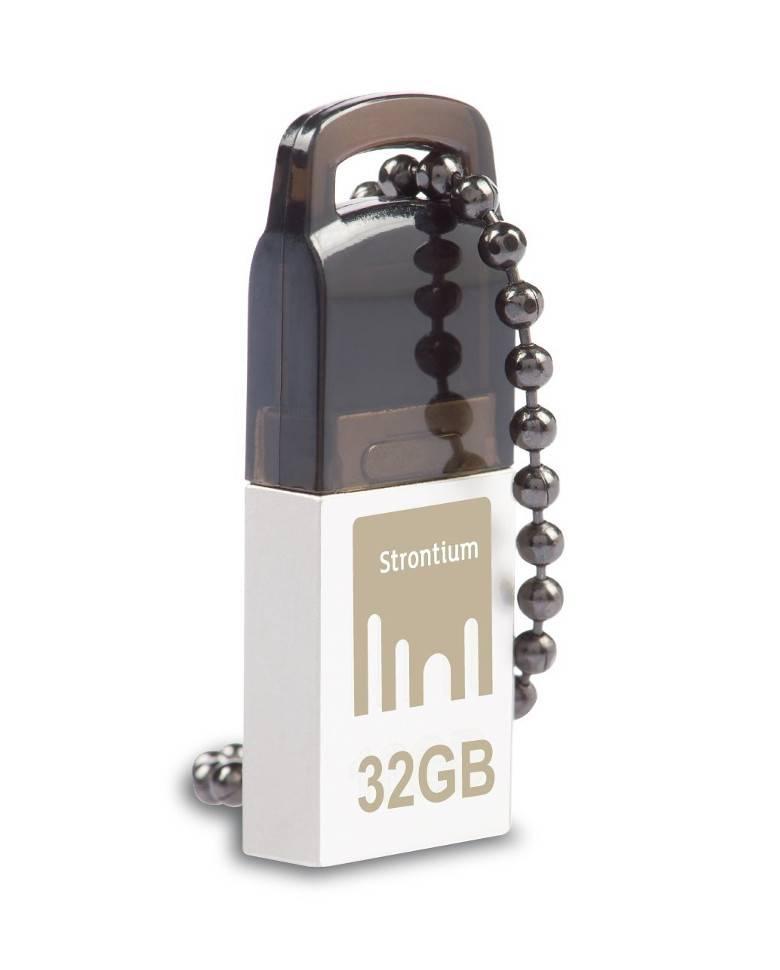 Strontium Nitro 32GB USB 2.0 OTG Pen Drive (flash drive) zoom image