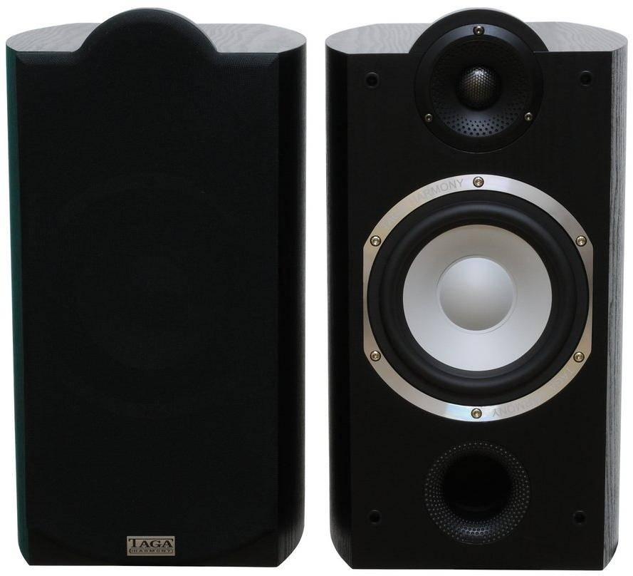 Taga Harmony Platinum B-40 V.2 Bookshelf Speakers (Pair) zoom image