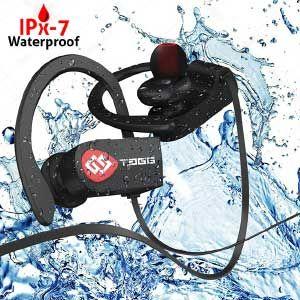 IPX7 waterproof design