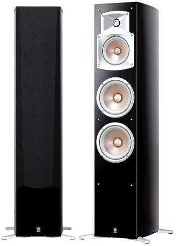 Yamaha NS-555 3-Way Bass Reflex Tower Speakers (Pair) zoom image