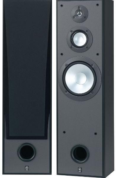 Yamaha NS-8390 Floorstanding Speakers (Pair) zoom image