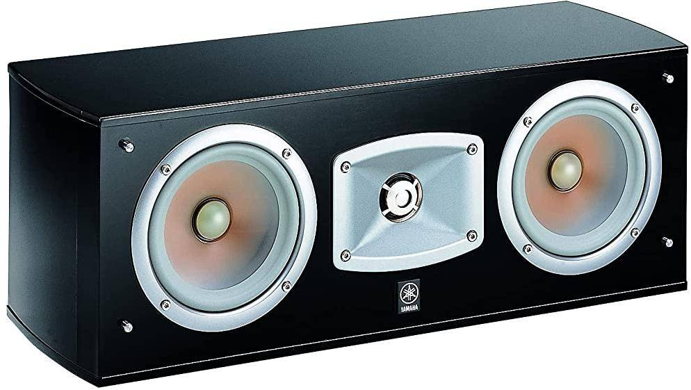Yamaha NS-C444 2-Way Center Channel Speaker zoom image