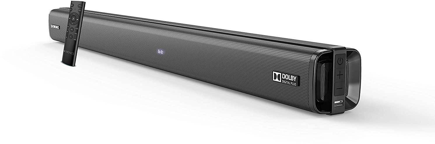 ZEBRONICS Juke bar 3800 Pro Dolby 60 W 2.0 Channel Soundbar zoom image