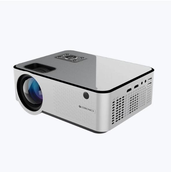 Zebronics LP2800 HD LED Projector zoom image